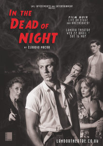 In the Dead of Night Poster - small