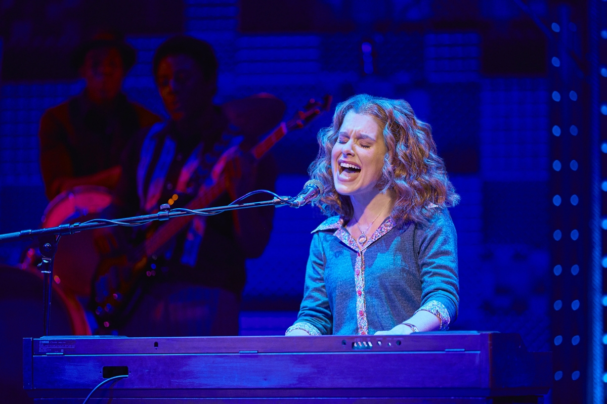 6. Cassidy Janson (Carole King) in Beautiful The Carole King Musical. Photo Credit Brinkhoff Moegenburg.