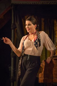 Britten in Brooklyn 3 Sadie Frost (Gypsy Rose Lee) Photo Marc Brenner