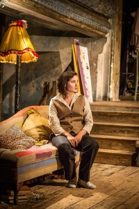 Britten in Brooklyn 5  Ruby Bentall (Carson McCullers) Photo Marc Brenner