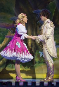 1. Cinderella at the London Palladium