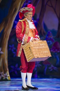 10. Cinderella at the London Palladium