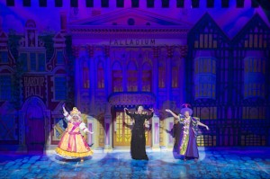 5. Cinderella at the London Palladium