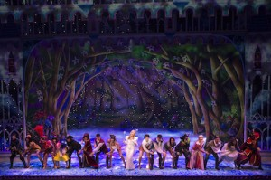 8. Cinderella at the London Palladium