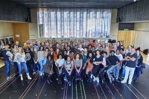 Dreamgirls First Day of Rehearsals Credit Ralf Brinkhoff 3.jpg