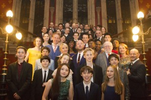 Harry Potter and the Cursed Child Opening Gala. Photo credit Dan Wooller