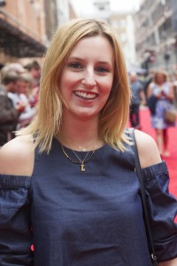 Laura Carmichael at the Opening Gala of Harry Potter and the Cursed Child. Photo credit Dan Wooller (2)