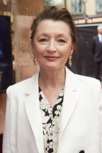 Lesley Manville at the Opening Gala of Harry Potter and the Cursed Child Photo credit Dan Wooller