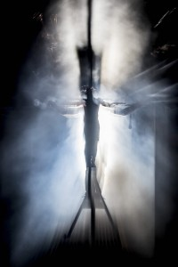 The Crucifixion. Photo Johan Persson