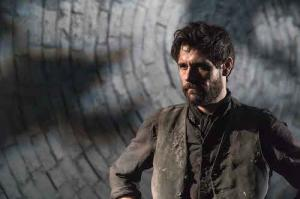 Matt Ryan (Gilbert) in Knives in Hens at the Donmar Warehouse, directed by Yaël Farber. Photo by Marc Brenner (2)