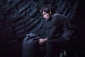 Matt Ryan (Gilbert) in Knives in Hens at the Donmar Warehouse, directed by Yaël Farber. Photo by Marc Brenner (3)