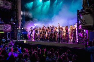 WEST END BARES - The cast of West End Bares. Photo by Richard Davenport