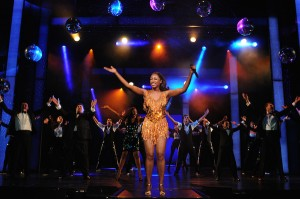 10. Beverley Knight (Rachel Marron) in The Bodyguard at the Dominion Theatre. Photo credit Alessandro Pina