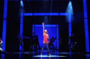 20. Beverley Knight (Rachel Marron) in The Bodyguard at the Dominion Theatre. Photo credit Alessandro Pina