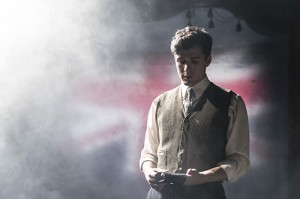 The Entertainer (Kenneth Branagh Theatre Company) - Jonah Hauer-King (Frank Rice) Credit Johan Persson 03251
