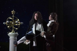 Mark Hadfield and Dominic Cooper in The Libertine. Credit Alastair Muir.jpg