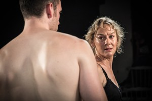 UNFAITHFUL 10 Matthew Lewis Niamh Cusack Photo Marc Brenner