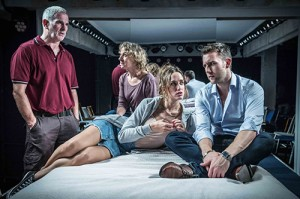 UNFAITHFUL 1 Sean Campion Niamh Cusack   Ruta Gedmintas Matthew Lewis Photo Marc Brenner