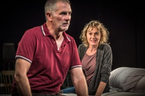 UNFAITHFUL 5 Sean Campion Niamh Cusack  Photo Marc Brenner