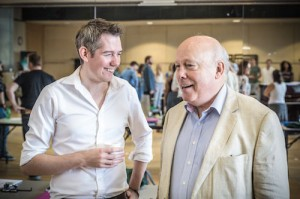 The Wind in the Willows Jamie Hendry and Julian Fellowes Credit Marc Brenner.jpg