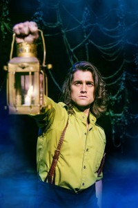 Wicked UK International Tour Bradley Jaden (Fiyero) Photo Matt Crockett 8980