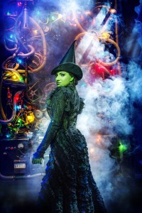 Wicked UK International Tour Jacqueline Hughes (Elphaba) Photo Matt Crockett 9323