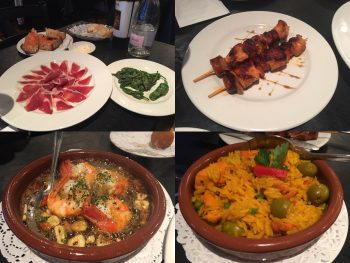 El Pirata Spanish Tapas Mayfair