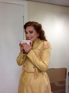 Emma Williams Tea With Wilma photo