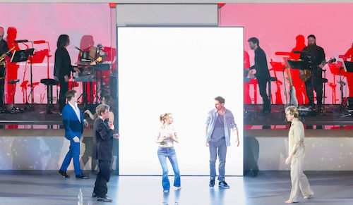 West End Wilma REVIEW: LAZARUS (Kings Cross Theatre) - West