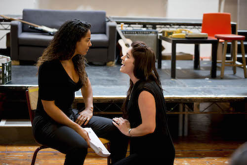 West End Wilma Rehearsal images released for the 20th Anniversary