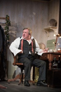 Ken Stott in The Dresser Credit Hugo Glendinning