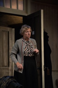 Selina Cadell in The Dresser Credit Hugo Glendinning