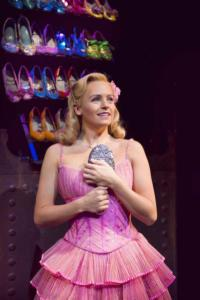 Helen Woolf (Glinda) Photo by Matt Crockett DSC 9341 RT