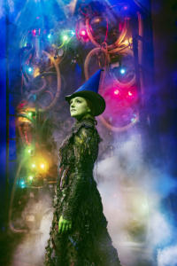 Nikki Bentley (Elphaba) Photo By Matt Crockett 8990 RT